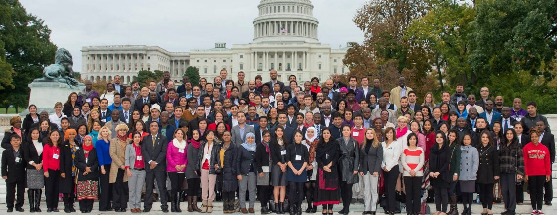 The 2019-2020 Hubert H. Humphrey Fellowship Program